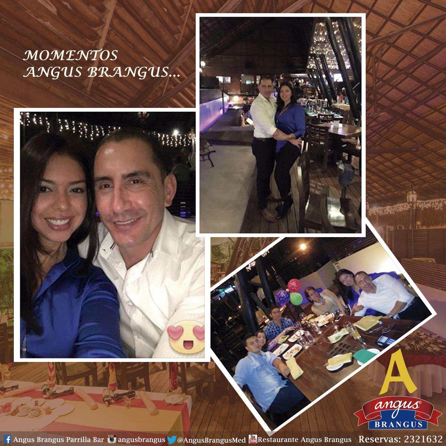 Natalia Buitrago, nos comparte sus momentos especiales en Angus Brangus. Gracias por su visita y esperamos tener el placer de atenderla nuevamente.   #AngusBrangus #Experienciasgastronómicas #Medellín #RestaurantesMedellín