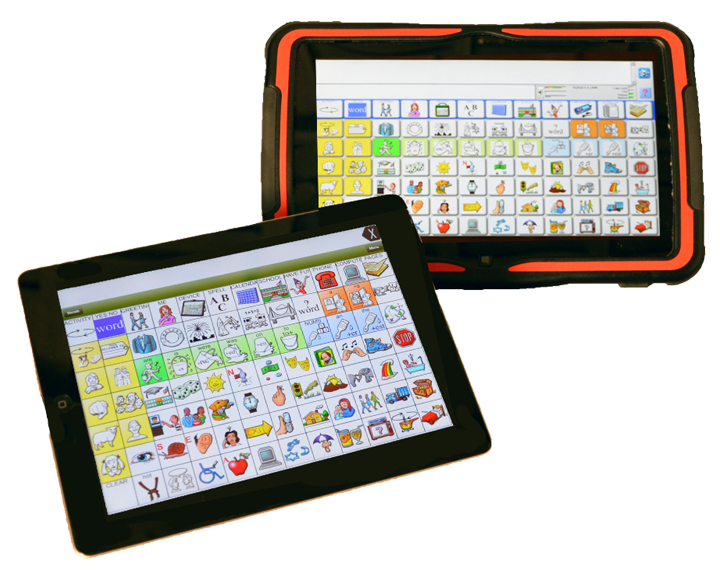 Pin By Lauren S Enders Ma Ccc Slp On Aac Aac Apps For Ipad Augmentative Communication Unity Assistive Technology