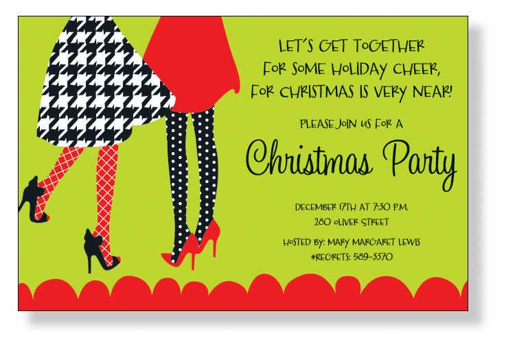 17 Best images about christmas – Christmas Party Poem Invitation