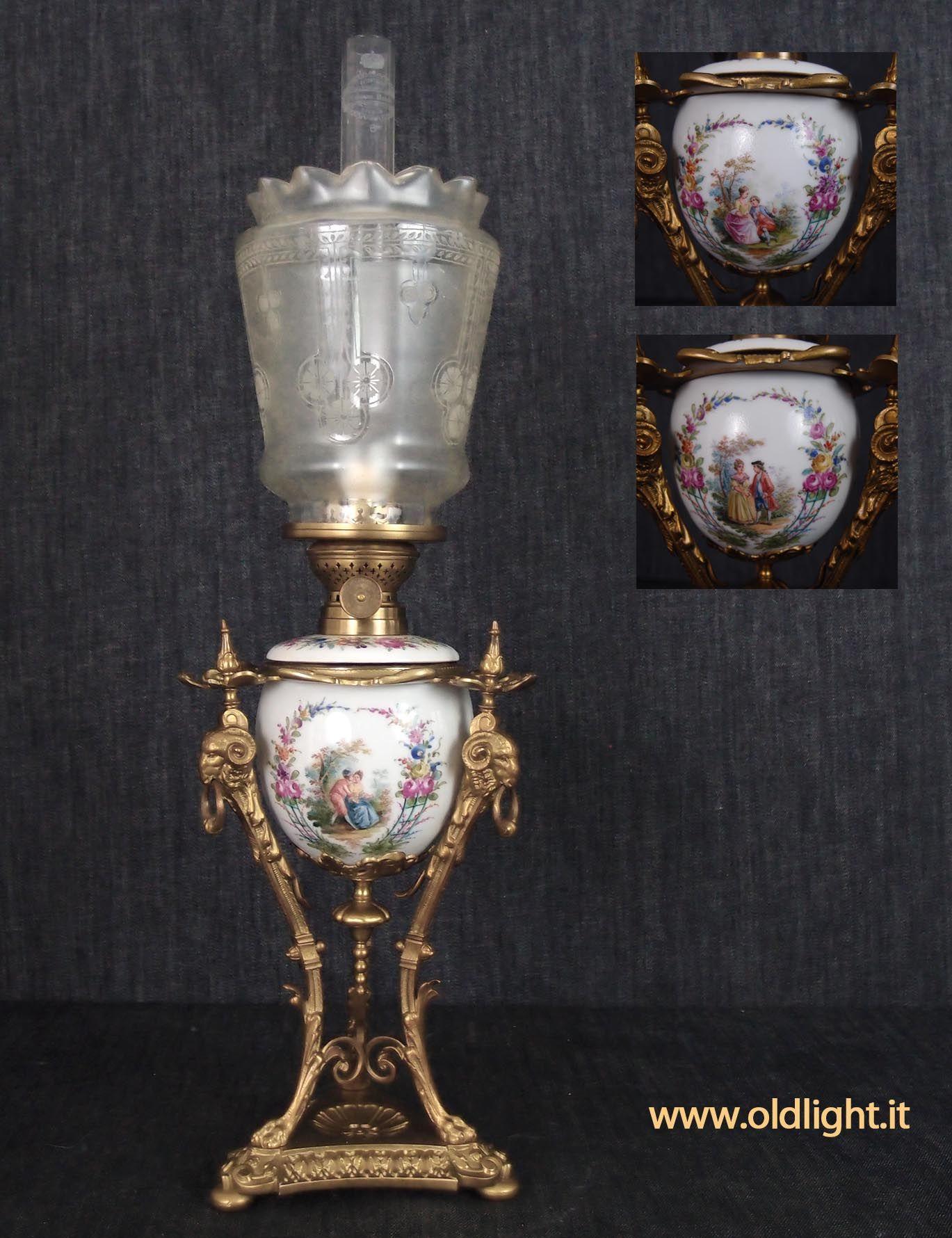 Pin Su Lamps