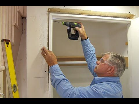 Beginners How To For Installing Interior Pre Hung Doors Youtube