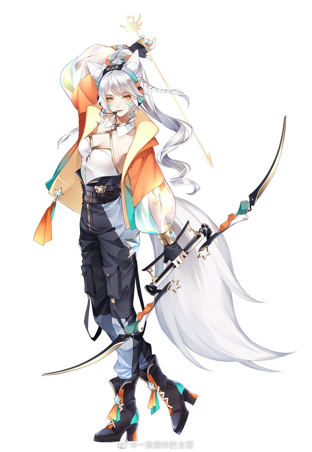 mnizoe184 Cre On pic trong 2020 Nhân vật anime, Chiến