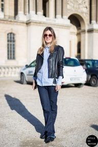 STYLE DU MONDE / Paris Fashion Week FW 2014 Street Style: Natalie Hartley  // #Fashion, #FashionBlog, #FashionBlogger, #Ootd, #OutfitOfTheDay, #StreetStyle, #Style