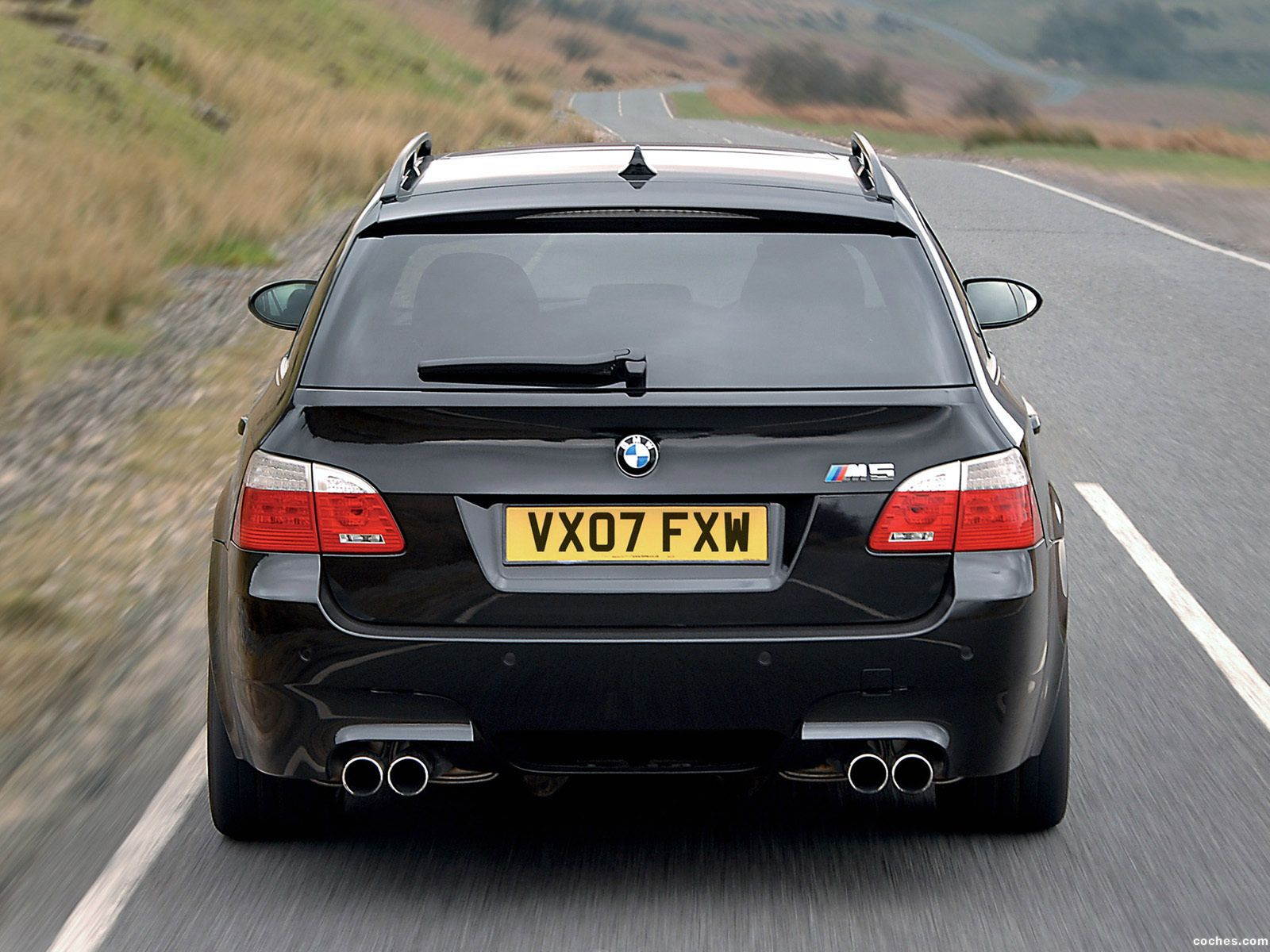 6eb6afb746 BMW m5 touring uk e61 2007 this would do