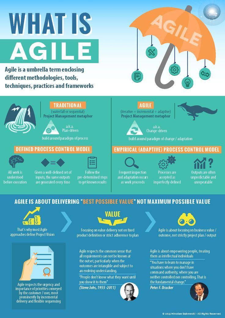 6 Characteristics of a Good Agile Team Member Project