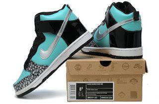 SB Dunk Girls Nike High Tops Shoes