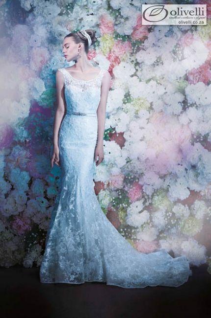 AY2676B - Wedding Dresses - Lusan Mandongus   Olivelli Elegant ...