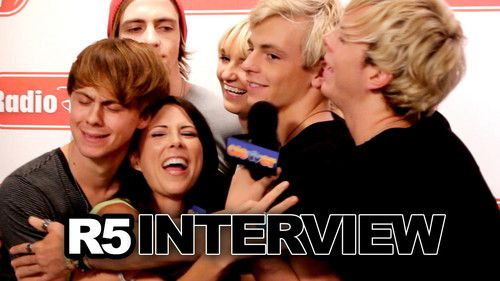 R5 Interview - austin-and-ally-disney Photo