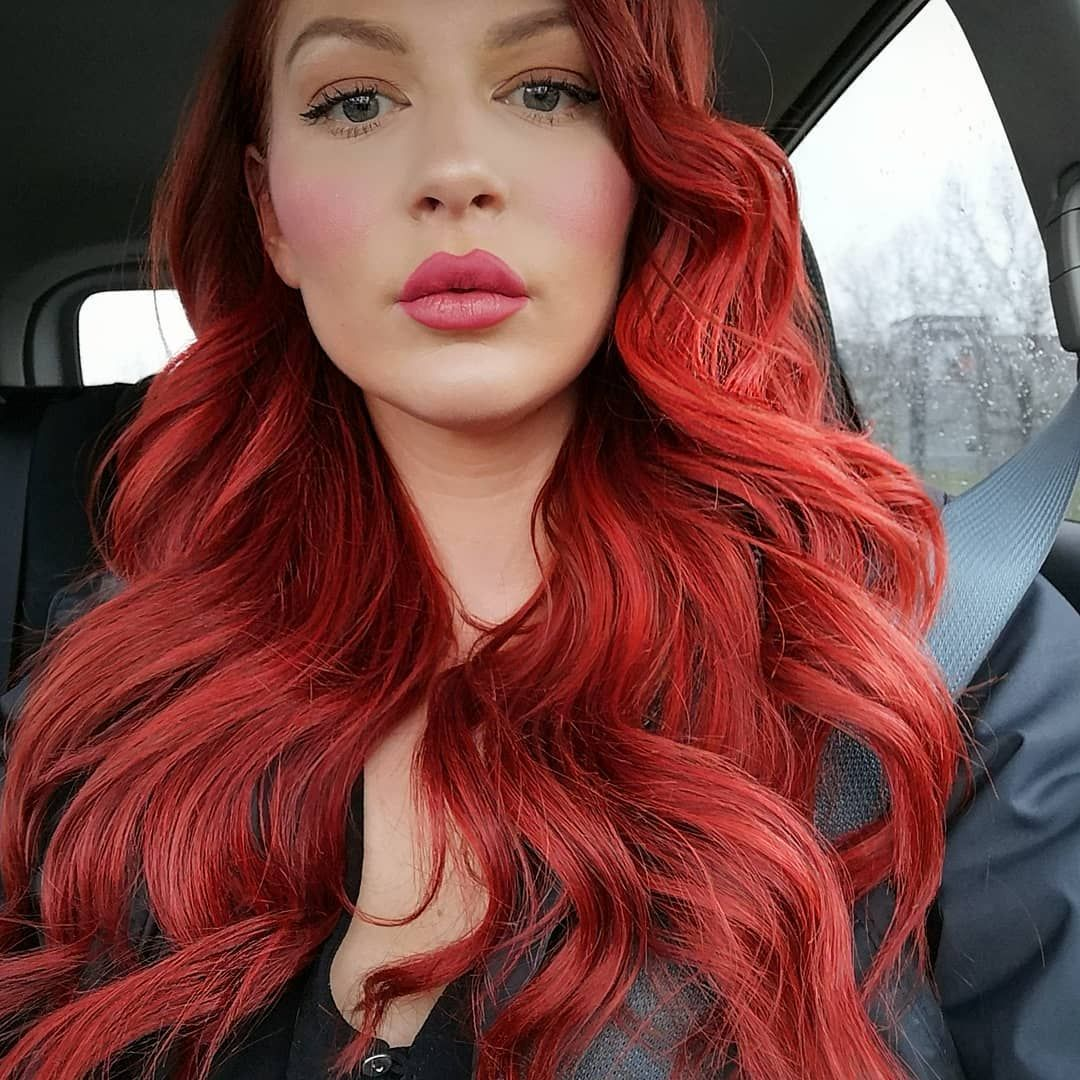 Arctic Fox Hair Color Valleyofthedolled Fulfilling My Little Mermaid Hair Goals I Mixed Arcticfoxhaircolor Fox Hair Dye Red Hair Makeup Hair Inspo Color