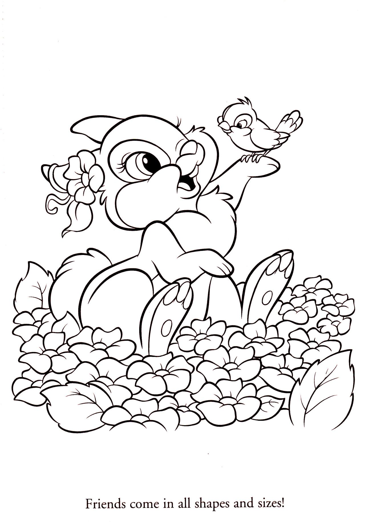 Disney Coloring Pages : Photo | baby girl | Pinterest | Characters ...