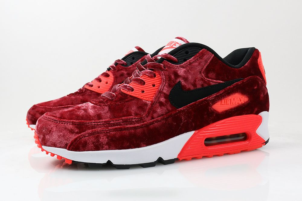 "online store 968a9 7bce0 Nike Air Max 90 Anniversary ""Velvet"" (Pics  Release Info)"