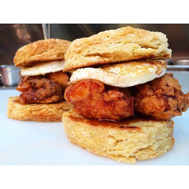 Chicken Biscuits At Coachella Festival Food Pinterest