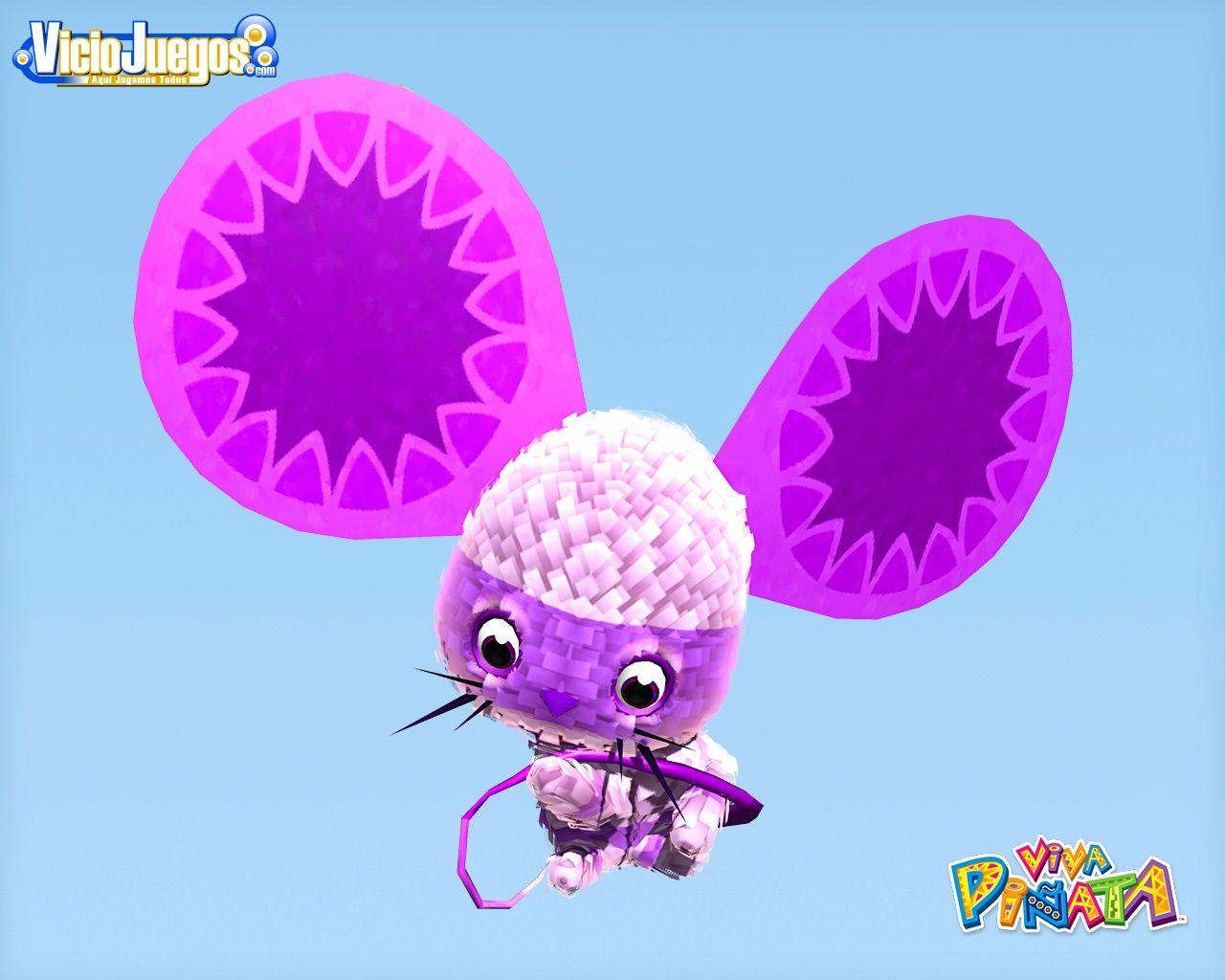 Mousemallow Pinata Pinata Game Pet Mice
