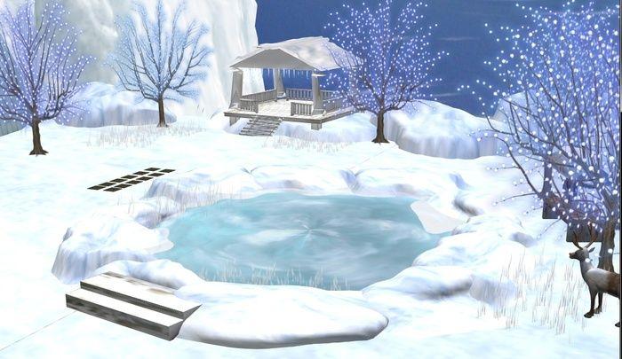 Ice Skating Pond | Ice Skating Frozen Pond -Top Seller ...