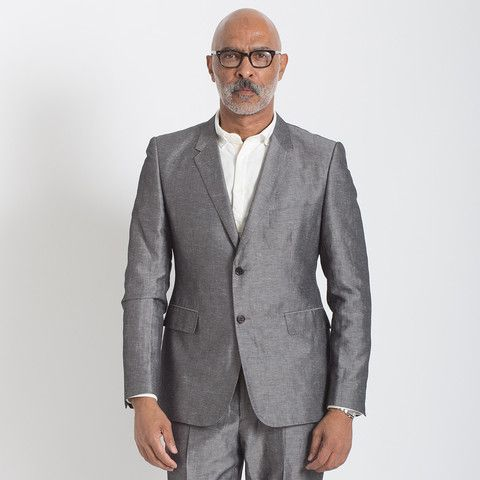 Greene Two Button Suit Jacket