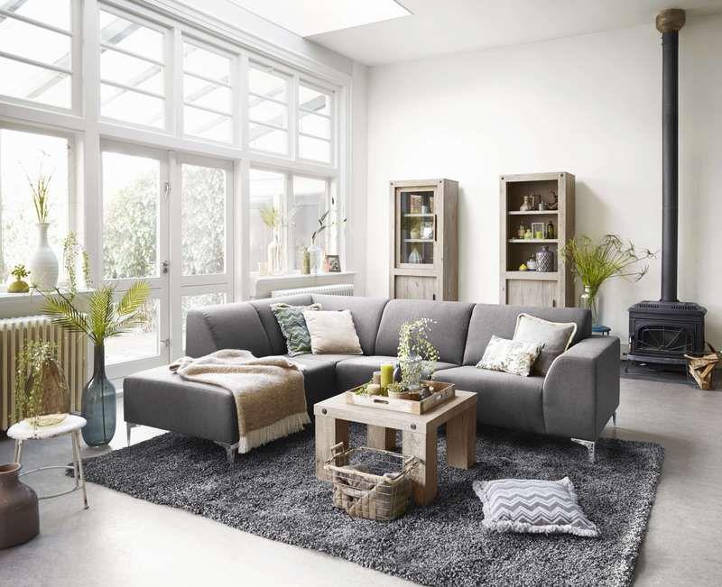 Model brooklyn mooie moderne zithoek met een hoge kwalitatieve