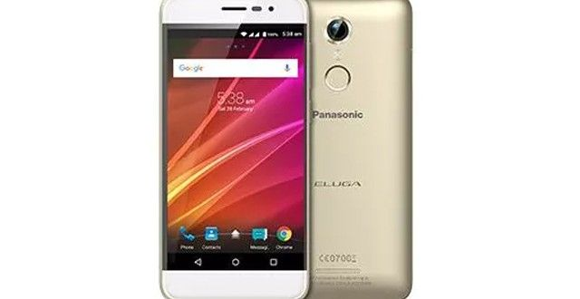 Panasonic Eluga Arc with 2.5D Curved Display and Fingerprint Sensor launched in India for Rs 12490