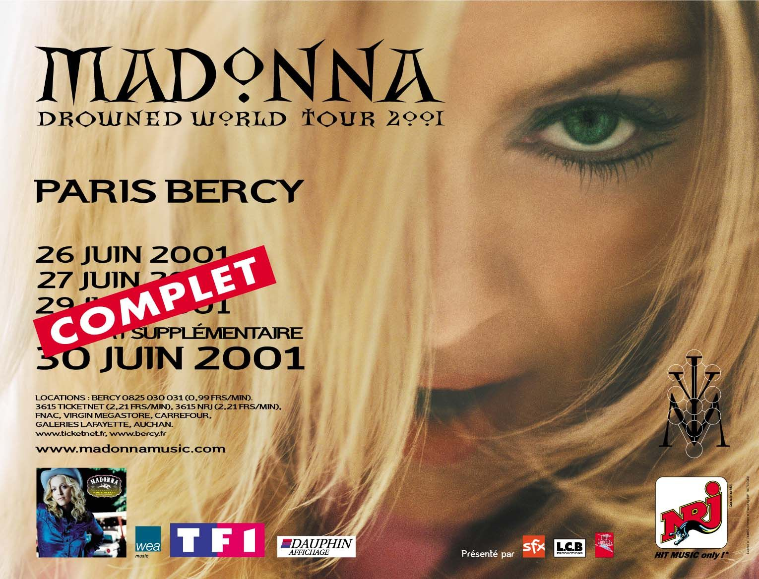 Pin By Bruce Wells On Madonna Covers Madonna Tour Tour Posters Madonna