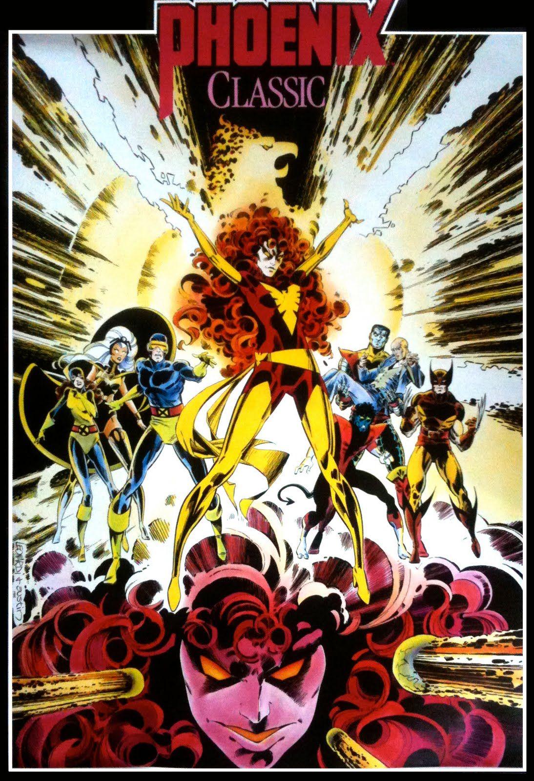 The Unpublished X Men Dark Phoenix Phoenix Marvel Marvel Jean Grey X men dark phoenix marvel comics