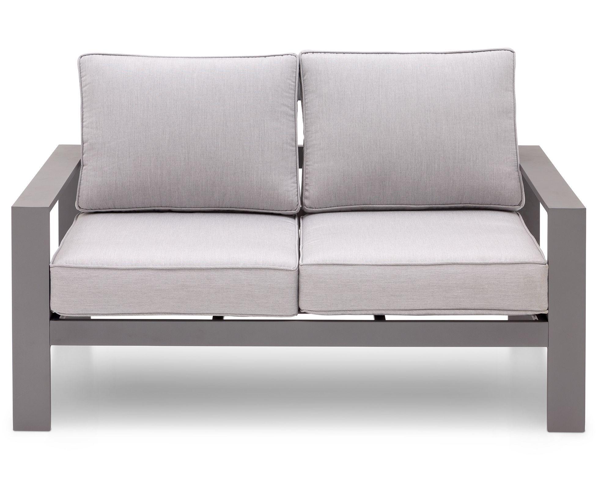 Lugano Patio Loveseat With Cushion