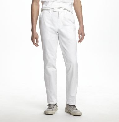 Solid Chino Pants. Kenneth Cole New York.
