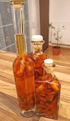 Apfel-Zimt Likör, ein raffiniertes Rezept aus der Kategorie Likör. Bewertungen: 2. Durchschnitt: Ø 3,0.