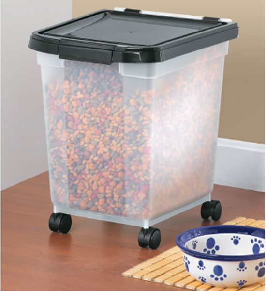 Shelby Charter Township Pet Food Container Pet Food Storage