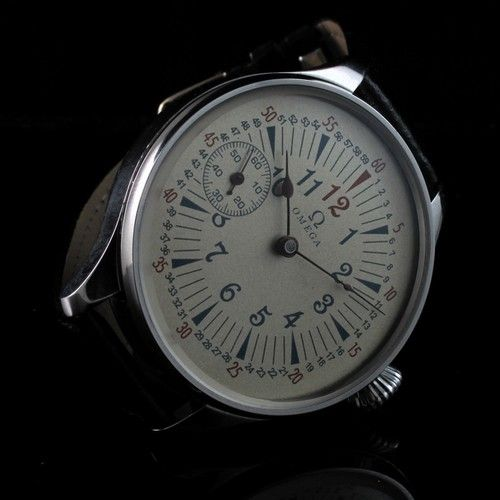 Mens 1920's Omega Vintage Watch Swiss Made