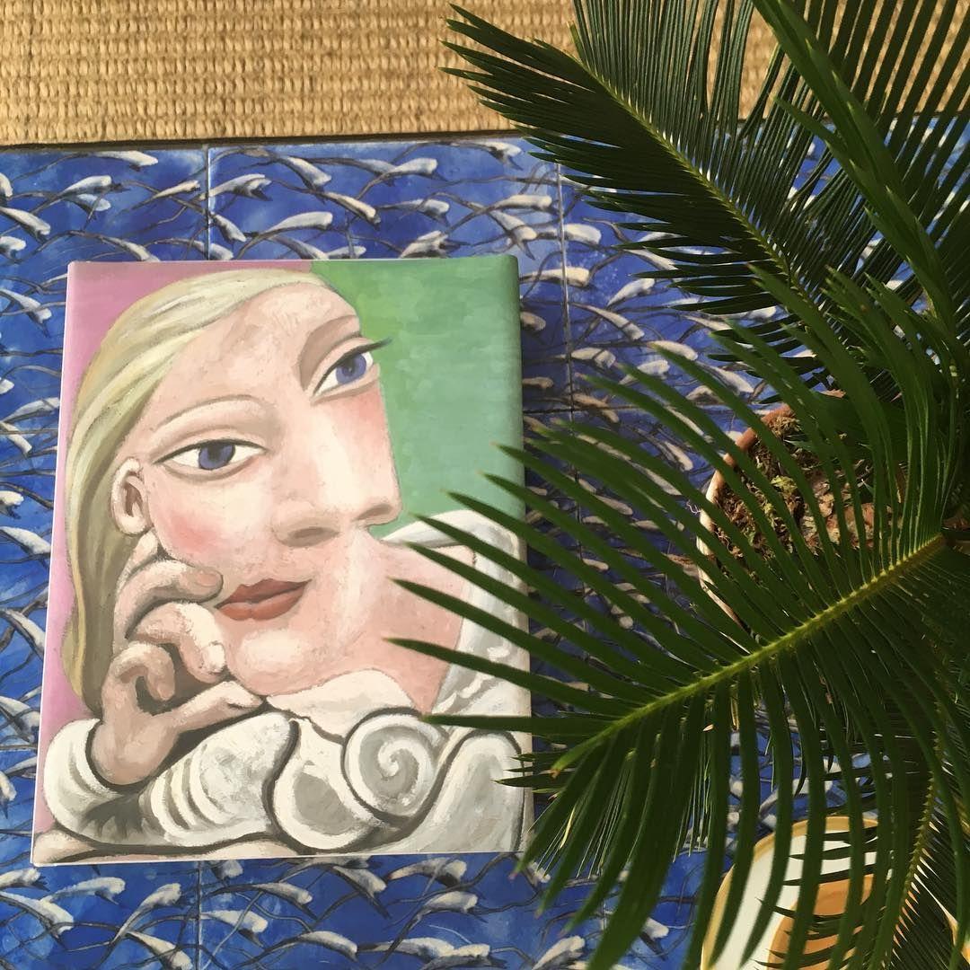 "79 aprecieri, 2 comentarii - Julia Juyeon KANG 줄리아 강주연 (@passionkeeper) pe Instagram: ""At Aerin Lauder's office. #picasso #aerin #art #lifestyle #줄리아리스트 #julialist"""