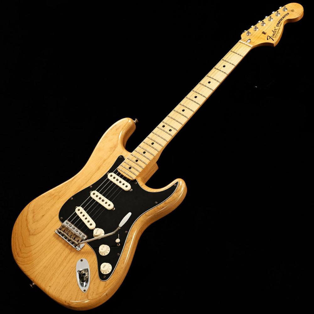 Fender Cs Master Built Series 70s Stratocaster Closet Classic Natural Classic Fender Stratocaster Classic Series
