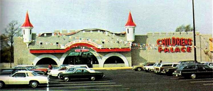 Childrens palace my childhood memories toy store