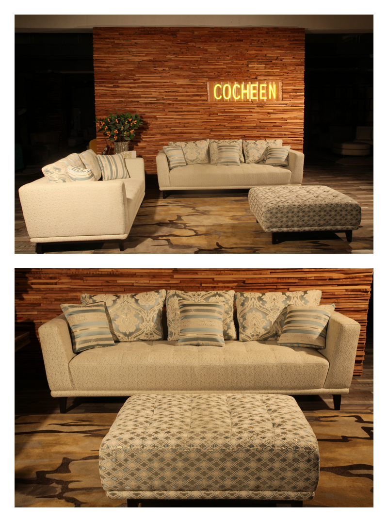 Sofa Manufacturer Modern Buttoned L Shape Sectional Sofa ...