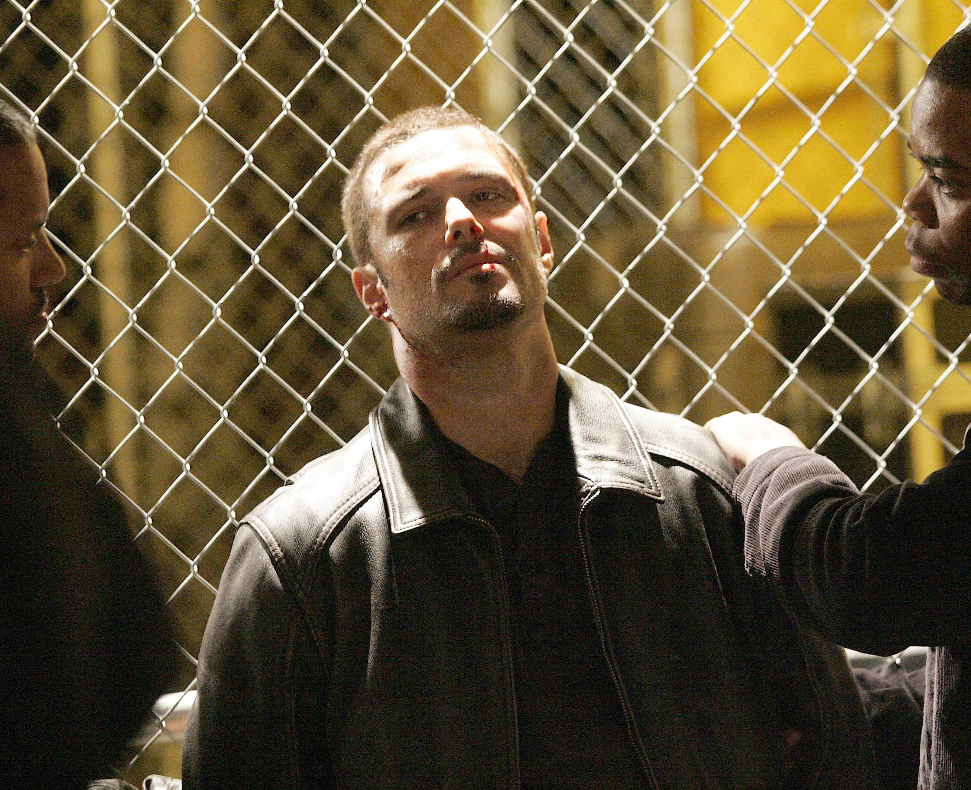 Tony Almeida 24   Tony Almeida kidnapped and interrogated by Starkwood 24 Season 7 ...
