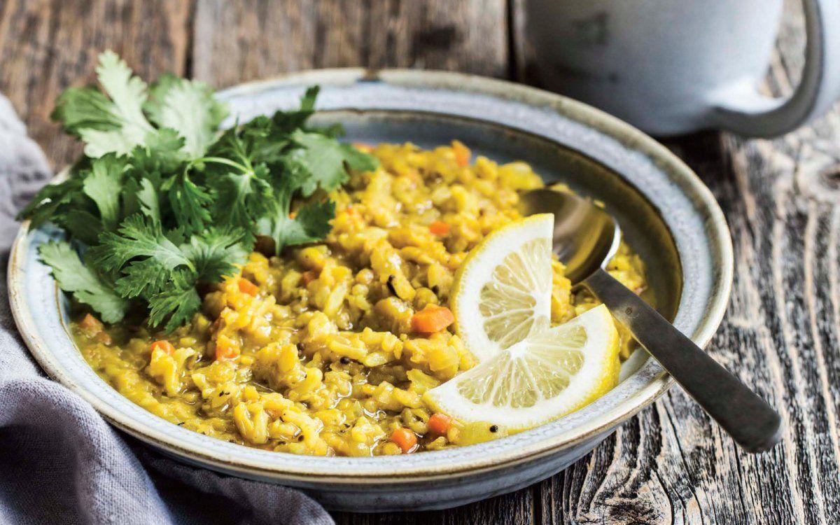 Gentle morning kitchari vegan with images indian
