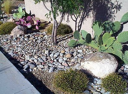 Landscaping With Gravel Google Search Inspiration For