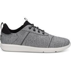 Photo of Toms Herrenschuhe Schwarz Space-Dye Cabrillo Sneakers – Größe 44.5 TomsToms