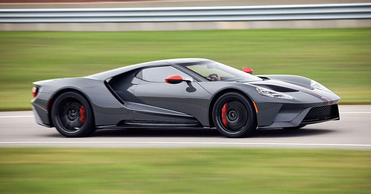 2019 Ford Gt Drops 39 Pounds Thanks To New Carbon Series Option