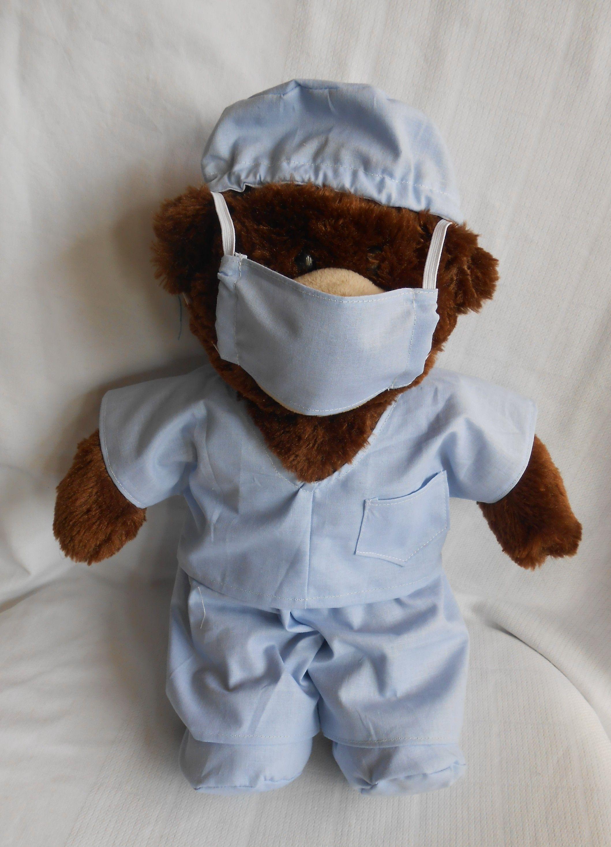 chirurgien avec masque