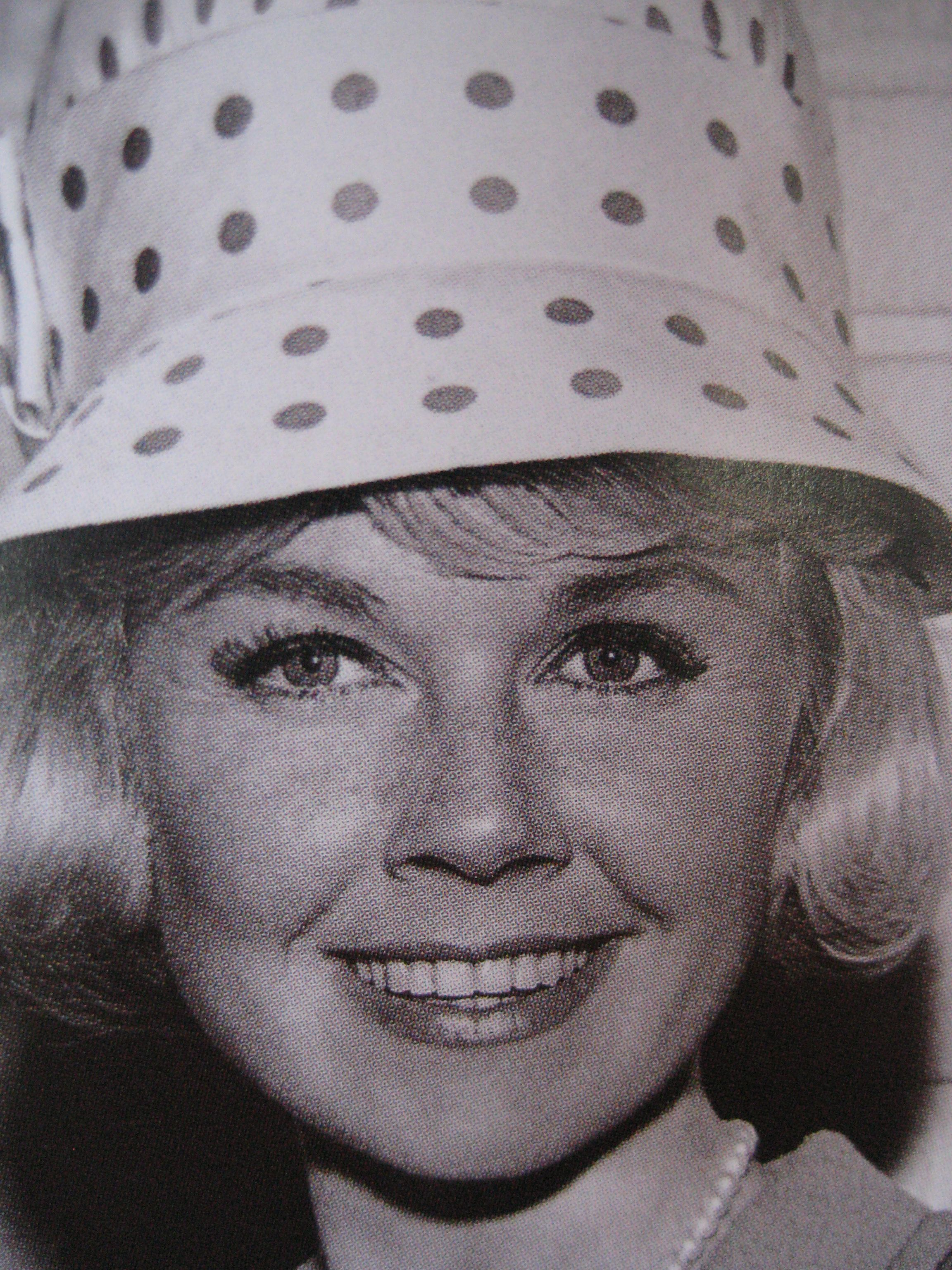 Doris Day. Cute as a button. Her films are such fun.