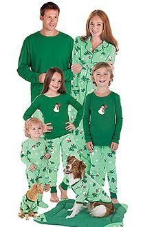 3a6edac07e5c All Family Pajama Sets - PJs for the whole family