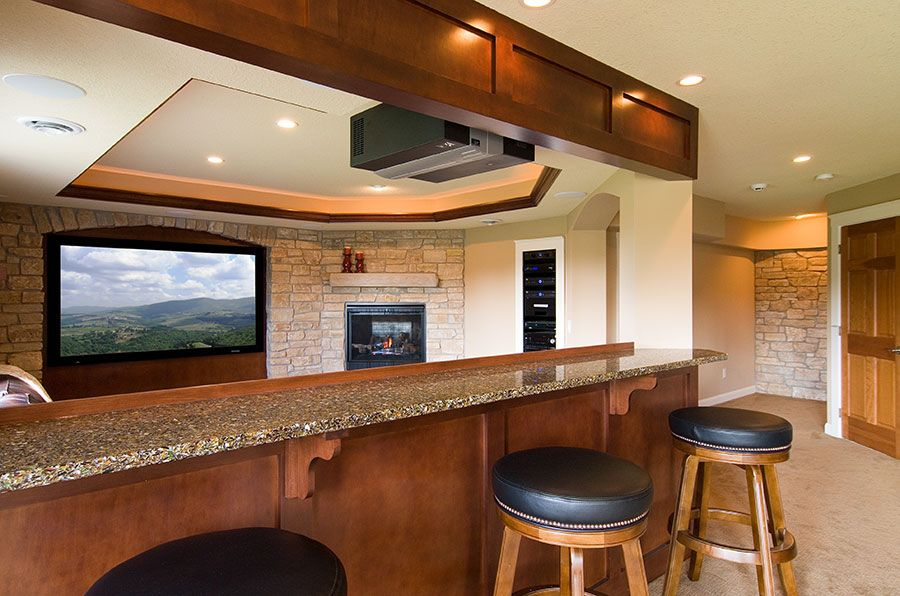 Basement home theater home theater design home theater