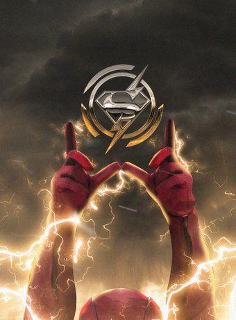 Twitter Flash Crossover Flash Wallpaper Supergirl
