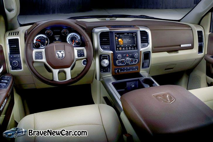 2015 Dodge Ram 1500 interior  New and Upcoming Cars  Pinterest