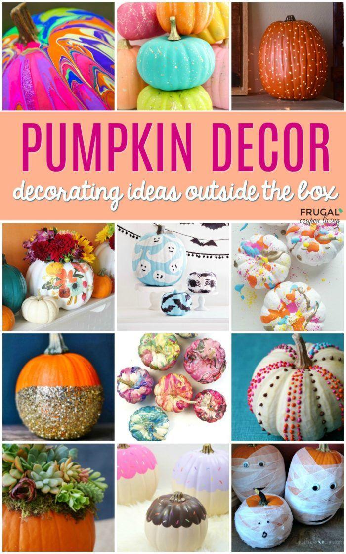 Creative Pumpkin Decorations Halloween? Pinterest Pumpkin