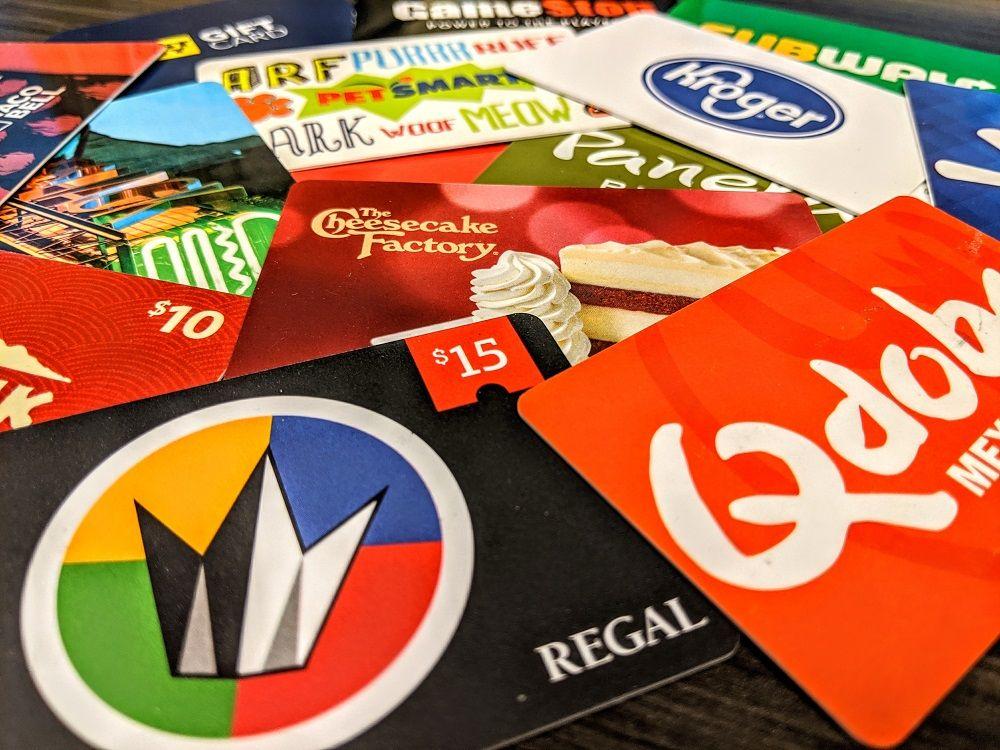 Instant gift card deals save money get rewarded gift