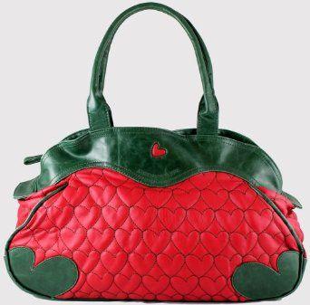 Agatha Ruiz de la Prada - PU Bowling Bag $103