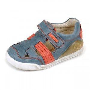 Zapatos azul marino con velcro Superfit infantiles DHW6qU