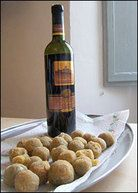 Olive Ascolana is a culinary signature of Le Marche