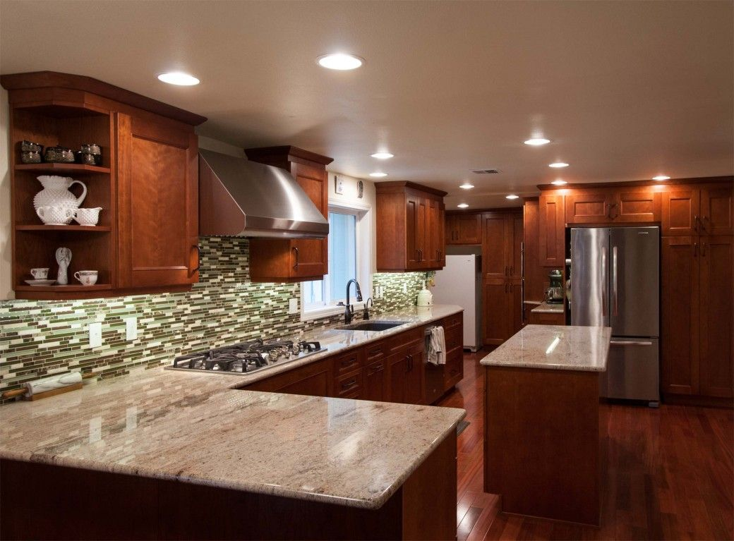 Weinandt Kitchen Cabinets Olympia Wa Cabinets By Trivonna In 2020 Kitchen Cabinets Kitchen Cherry Cabinets Kitchen