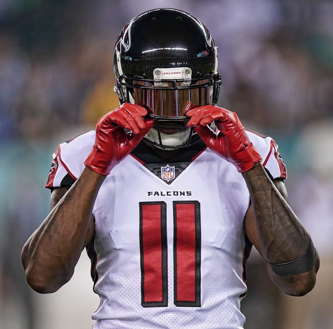 Julio Jones Is A Bad Man Atlanta Falcons Atlanta Falcons Football Julio Jones Falcons Football